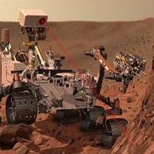 حفاری دوم کنجکاوی در مریخ