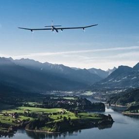 دومین سفر بدون سوخت هواپیمای خورشیدی