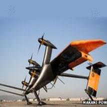نخستین هواپیمای بدون سرنشین مقاوم در توفان و گردباد