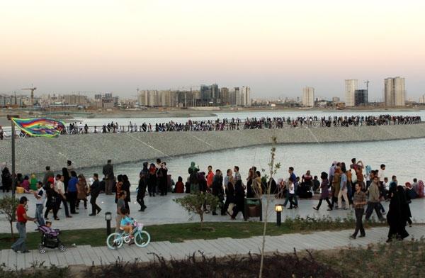 اینجا تهران است؛ گزارش تصویری همشهری آنلاین