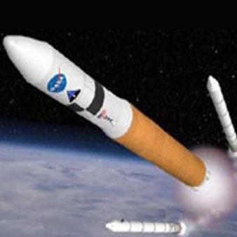 پرتاب قدرتمندترین موشک تاریخ به فضا