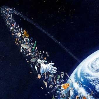 تلسکوپ فضایی ناسا از برخورد با زباله فضایی روسیه نجات یافت