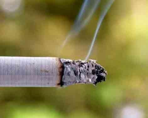 «قطران» خطرناکترین ماده شیمیایی موجود در دود سیگار