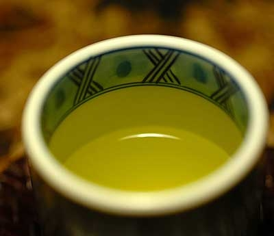 چای سبز بنوشید، لاغر شوید