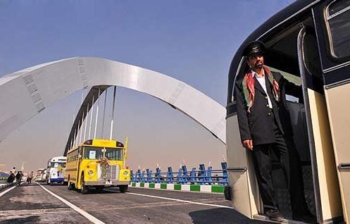 تصاویر پلهایی که شهرداری از آنها عبور کرد؛ جدول پلهای جدید تهران