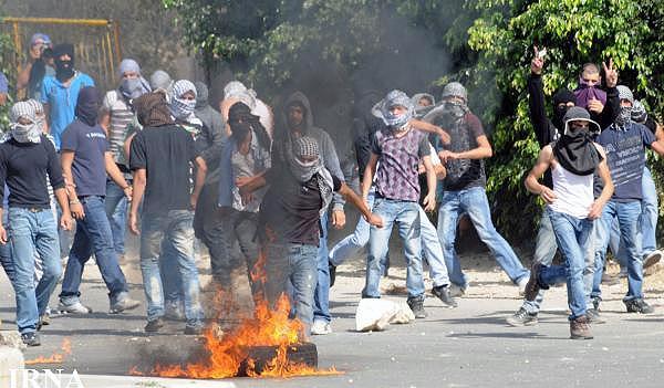 ساکنان شهرکهای اشغالی به شهروندان فلسطینی حمله کردند