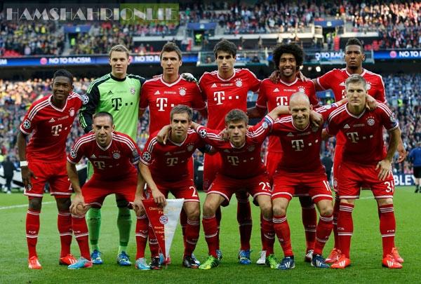 Bayern Munich - Borussia Dortmund