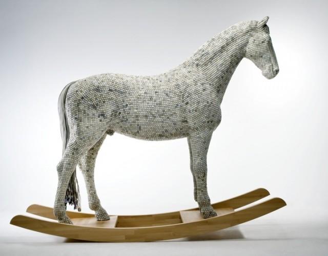 اسب تروا در آلمان