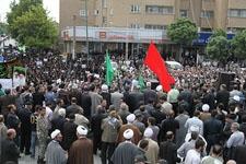 تظاهرات بعد نماز جمعه