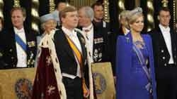 پادشاهی بر هلند پس از 123 سال