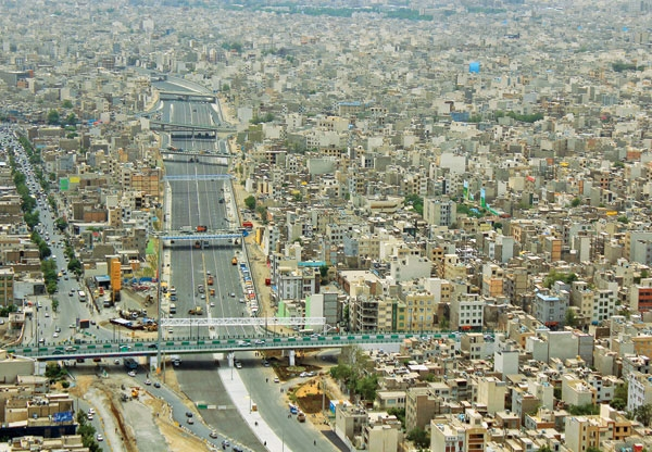 قدردانی از دستاندرکاران پروژه بزرگراه امام علی