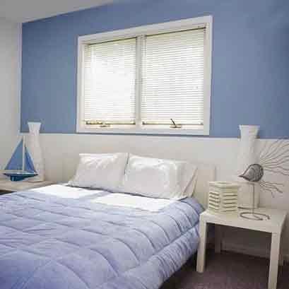 تاثیر رنگ اتاق خواب بر کیفیت خواب