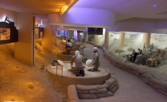 آشنایی با باغ موزه دفاع مقدس همدان