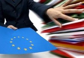 کارمندان اتحادیه اروپا به خاطر کاهش دستمزدها اعتصاب کردند