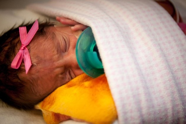 پنج قلوها سالم به دنیا آمدند
