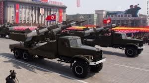 کرهشمالی موشکهایش را از سکوی پرتاب دور کرد