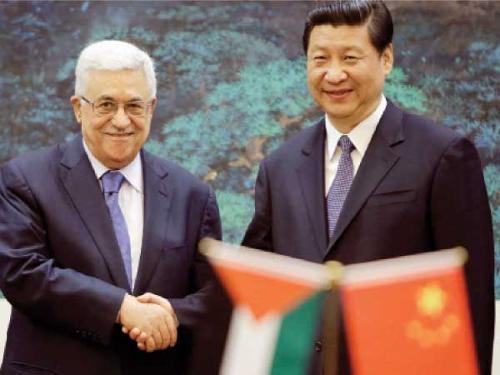 4 شرط چین برای حل مسئله فلسطین