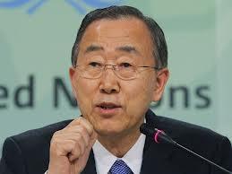 تبریک بان کی مون برای برگزاری موفقیتآمیز انتخابات در پاکستان