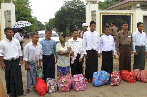 myanmar- politic