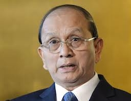 رئیسجمهور میانمار
