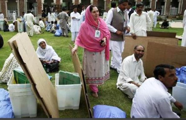 pakistan national assembly election