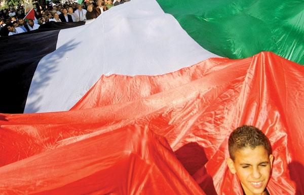 کشور فلسطین در اینترنت