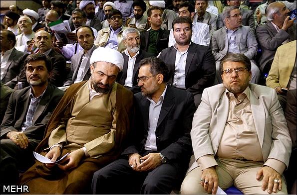 حضور وزیر ارشاد در برنامه سعید جلیلی