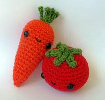 مصرف سبزیهای زرد و نارنجی و افزایش قدرت بینایی