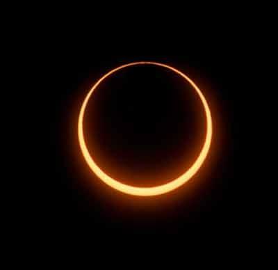 اولین خورشیدگرفتگی حلقوی سال 2013