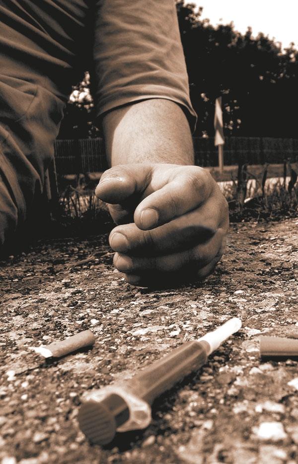 99 درصد مردم درگیری ذهنی در رابطه با موادمخدر دارند