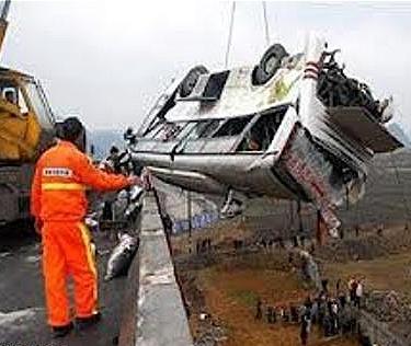 واژگونی اتوبوس ایرانی در ترکیه