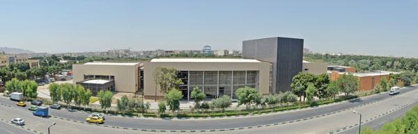 تکمیل مرکز تئاتر حرفهای تهران تا نیمه خردادماه