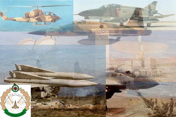 نخستینهای پدافند هوایی ارتش