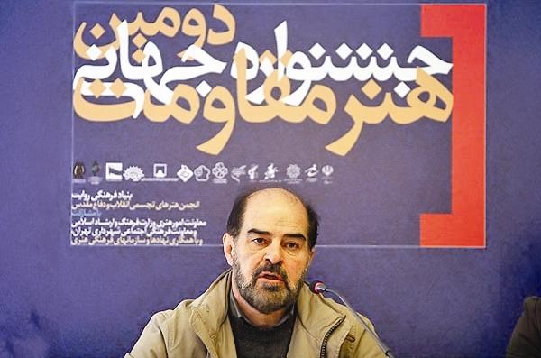 رقابت 5500اثر هنری در جشنواره جهانی هنر مقاومت