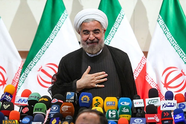 rouhani press coference