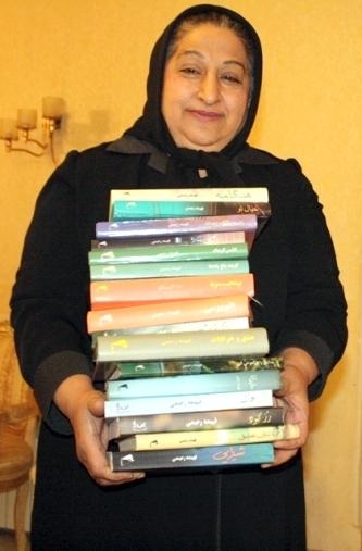 زندگینامه: فهیمه رحیمی (1331 - 1392)