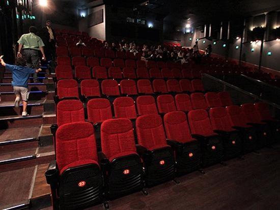 افتتاح اولین سینمای شهر جدید پردیس با اکران 3 فیلم