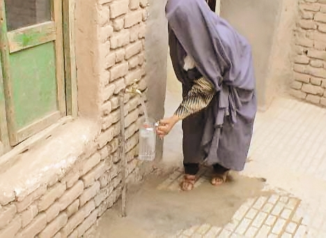 ادغام آب و فاضلاب شهری و روستایی به ضرر روستاییان