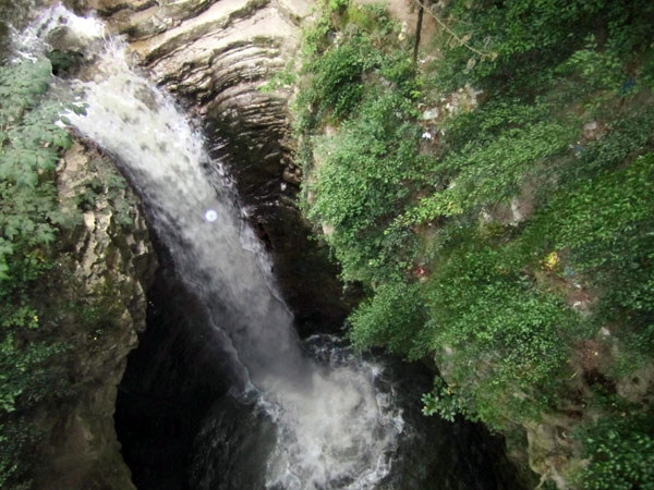 آشنایی با آبشار ویسادار - گیلان