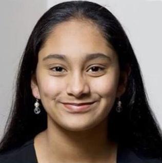 دختر نوجوان هندی، عضو تازه منسا