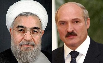 پیام تبریک رئیس جمهور بلاروس برای حسن روحانی