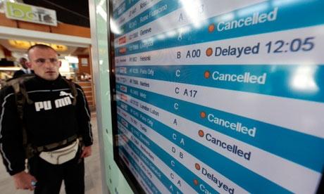 فرانسه اعتصاب پس از اعتصاب؛ لغو پروازها و خاموش شدن سوت قطارها