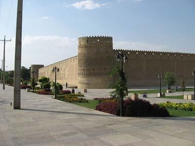 شیراز - ارگ کریم خان