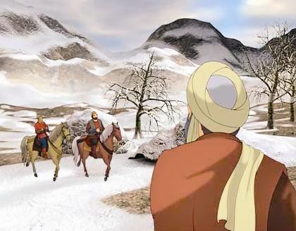 پخش 9 انیمیشن با محوریت امام خمینی ره از شبکه پویا