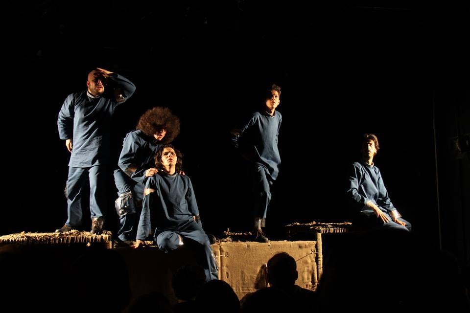 رابینسون کروزوئه در تئاتر شهر
