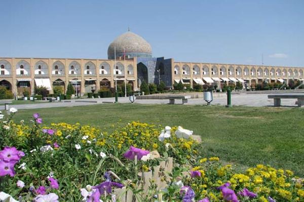 اصفهان - نقش جهان