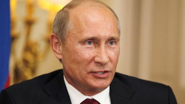 پوتین: روسیه آماده توسعه روابط با دولت جدید ایران است