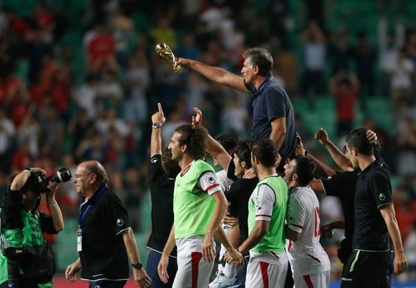 ایران 1 - کرهجنوبی 0