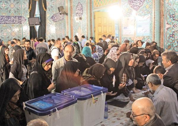 تغییر موازنه قوا به نفع ایران