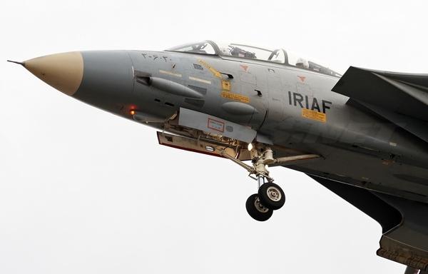 هواپیمای شکاری رهگیر اف-14
